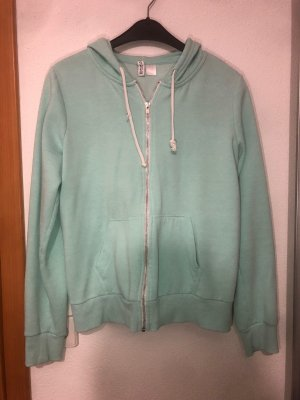 H&M Hooded Sweater light blue