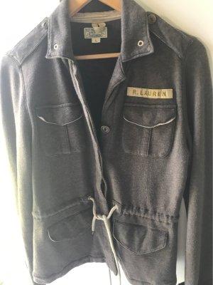 Lauren by Ralph Lauren Shirt Jacket grey brown