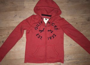 Gilly Hicks Veste sweat rouge-rouge clair