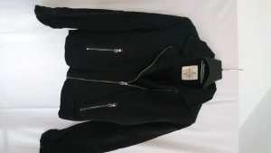 Sweatshirt-Jacke im Bikerstil von CAMPUS