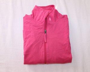 Crivit Sweat Jacket neon red