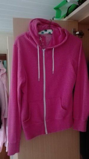 sweatshirt jacke pink
