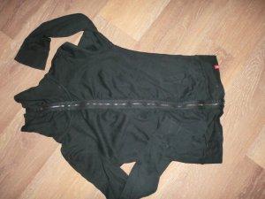 Sweatshirt Jacke schwarz