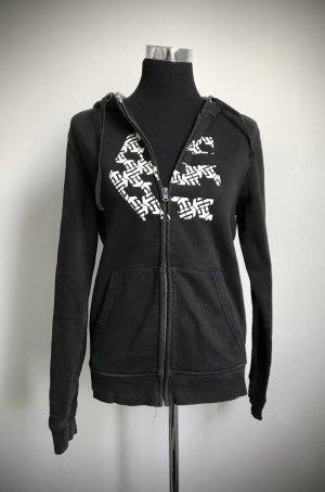 Sweatshirt-Jacke von Etnies  S/M
