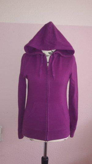 Sweatshirt Jacke von Jessica Basics Gr. S