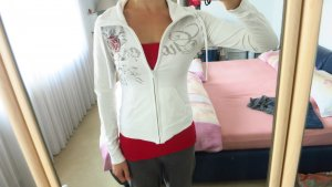 Guess Sweat Jacket multicolored cotton