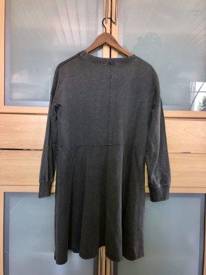 Zara Trafaluc Robe pull gris