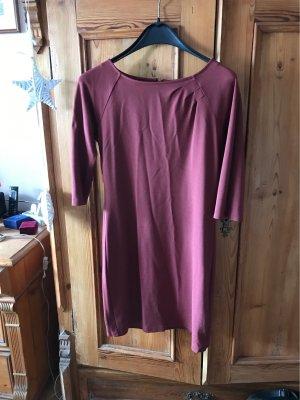 Esprit Vestido estilo camisa coñac