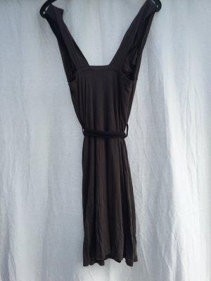 Sweatshirt Kleid von Diesel mit Gürtel