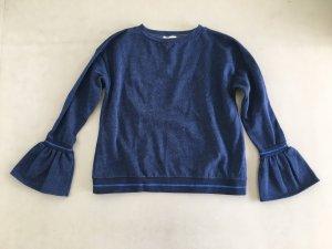 Lilienfels Sweatshirt donkerblauw-blauw