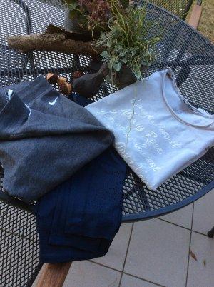 Malvin Sweat Shirt white-light grey
