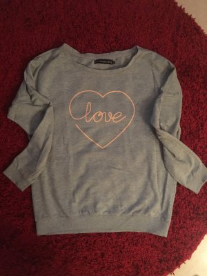 "Sweatshirt ""love"""