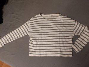 Sweatshirt Mango neu ungetragen Größe S maritim