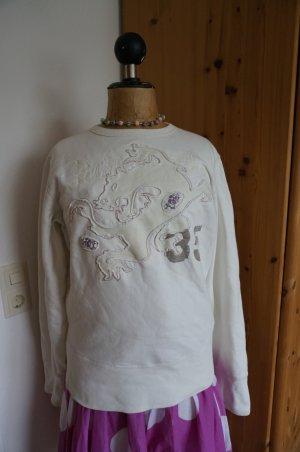 Sweatshirt mit Applikation Gr. 42-44