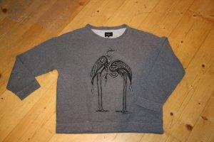 Sweatshirt mit Applikation von PEPE Jeans
