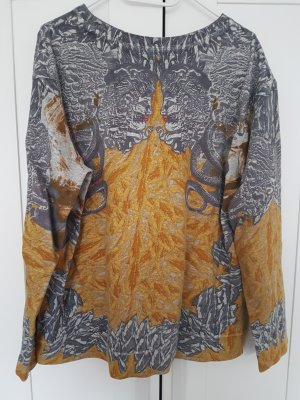Sweatshirt mit ausgefallenem Print