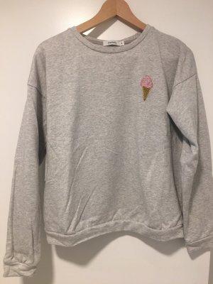 Daphnea Sweat Shirt grey