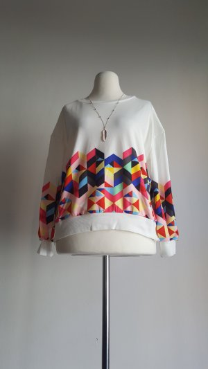 Sweat Shirt multicolored polyester