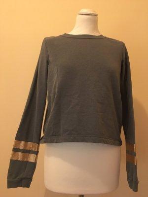 Sweatshirt mit Glitzer