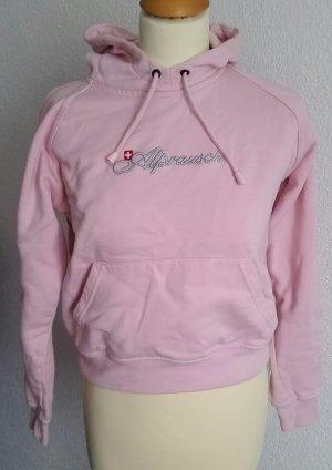 Sweatshirt mit Kapuze Alprausch Gr. S