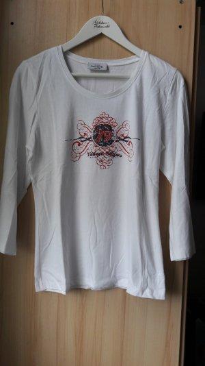 Sweatshirt mit Motiv - GINA BENOTTI