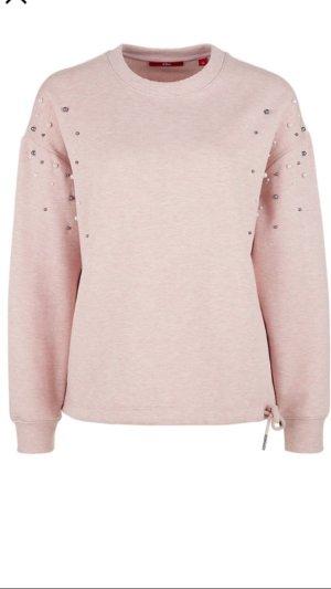 s.Oliver Oversized shirt roségoud