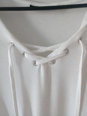 Sweatshirt mit Schnüren