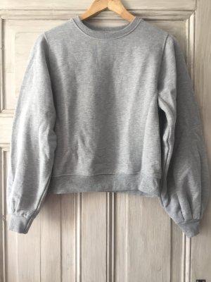 Sweatshirt mit Statementärmeln