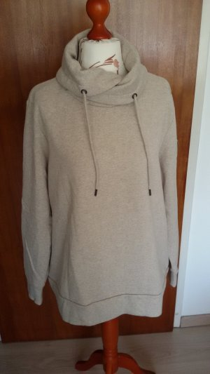 Sweatshirt mit Stulpenkragen