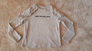 Sweatshirt, neu, 36/38, grau