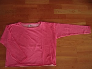 H&M Sweat Shirt pink mixture fibre