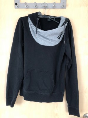 Bench Hooded Sweatshirt black-light grey