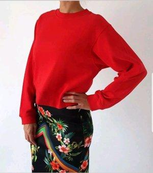 Pinko Sweatshirt rouge
