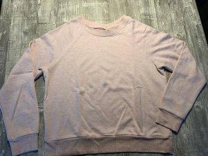 Sweatshirt rosa, H&M, Größe S