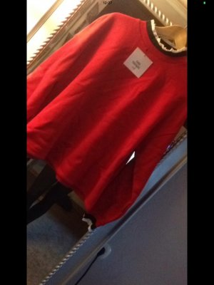 Sweatshirt rot Blogger