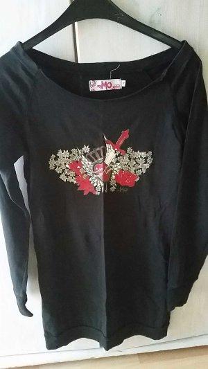 Sweatshirt , schwarz , Gr.36