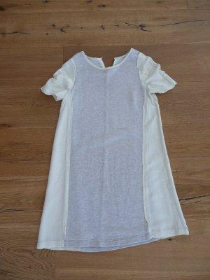 Sweatshirt/Seidenkleid von SLVR (Adidas)