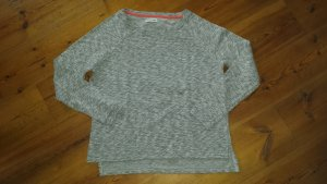 Sweatshirt Sweater von second female Copenhagen grau Gr. L TOP
