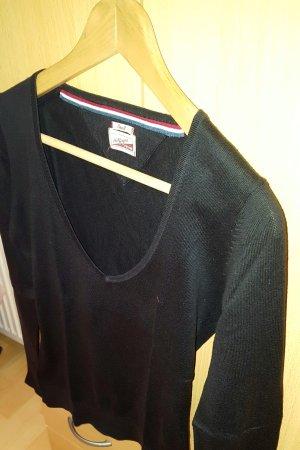 Sweatshirt Tommy Hilfiger mit V-Ausschnitt