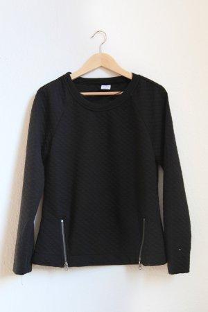Sweatshirt Vero Moda Pullover Quilted Gesteppt Zipper