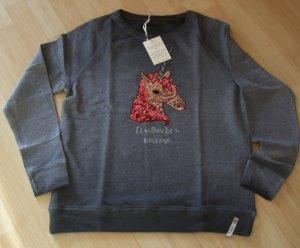Sweatshirt von Cotton Candy Einhorn aus Pailletten