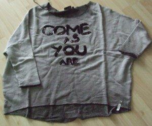 Sweatshirt von Cotton Candy  - mauve - Gr. L