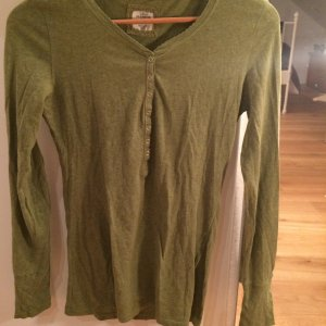 *sweatshirt von H&M #grün*