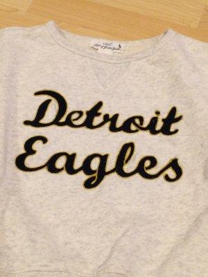 Sweatshirt von H&M mit Aufschrift Detroit Eagles