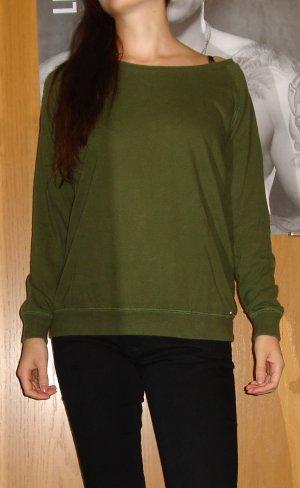 Sweatshirt von Nixon in khaki