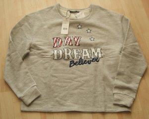 Sweatshirt von Set - grau - Gr. 40