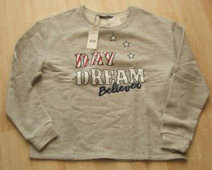 Sweatshirt von Set  - grau - Gr. 40 - NEU