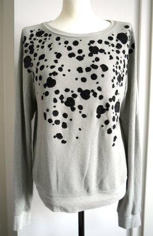 Sweatshirt von Wildfox Gr. S mit Glitter