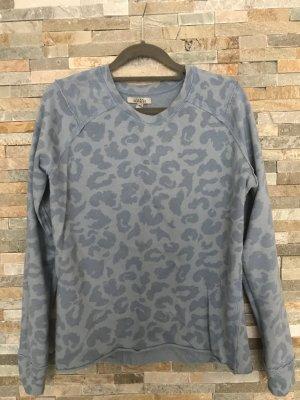 Sweatshirt von Zara Trafa im Leo-Print gr. S