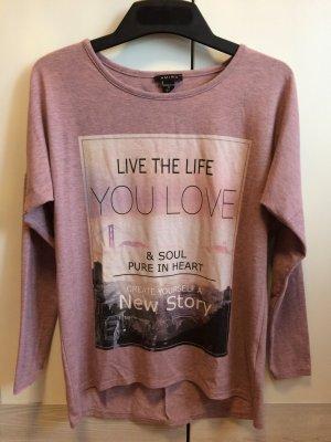 Sweatshirt XS Rosa AMISU